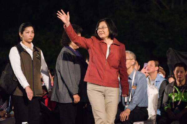 杜宇觀點:蔡英文總統與漁民的距離