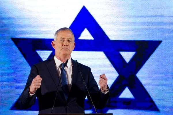 納坦雅胡掰掰》以色列總理可望換人當 藍白聯盟領袖甘茨將組成聯合政府