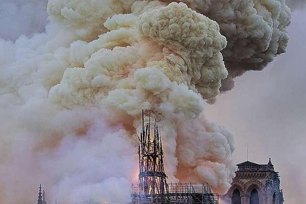「文學可以拯救聖母院!」巴黎書店老闆呼籲捐出《鐘樓怪人》銷售收入 協助重建法國精神象徵