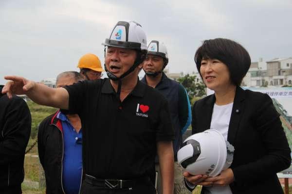 解決馬偕醫院停車問題 台東縣府增加268停車格