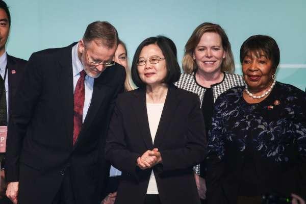 翁履中觀點:臺灣要安全,就得先理解美國善意背後的風險