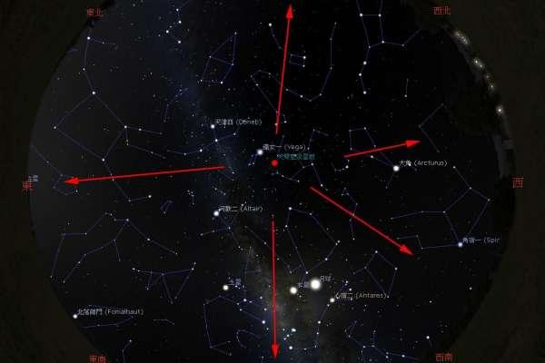 想看和金星一樣亮的火流星?四月天琴座流星雨明天凌晨降臨!