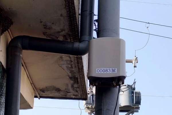 空品數據透明化 中市增設350個微型感測器