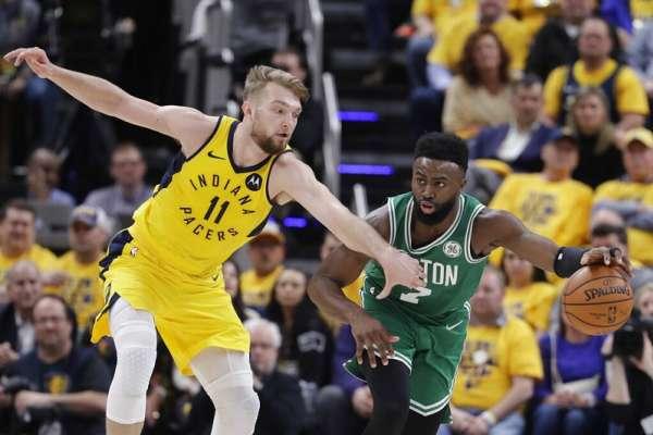 NBA季後賽》綠衫軍搶先聽牌 溜馬首節失41分改寫失分紀錄