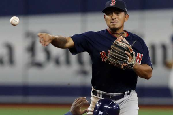 MLB》林子偉雙安本季打點開張 登大聯盟台灣安打王