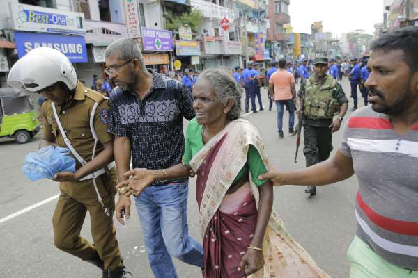 「印度洋珍珠」染血!斯里蘭卡豪華飯店、天主教堂慘遭恐怖攻擊 逾600人死傷