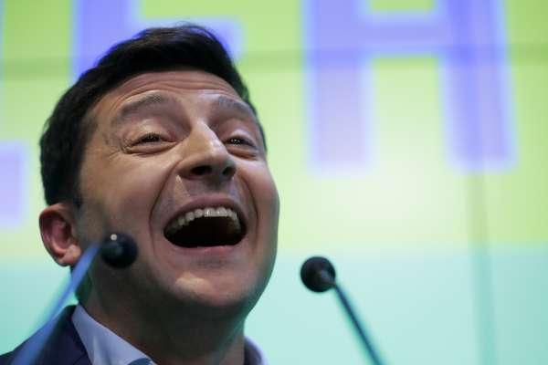 【直播影片】烏克蘭式打貪:政黨陷貪腐醜聞 總統哲連斯基下令在國會上演測謊秀!