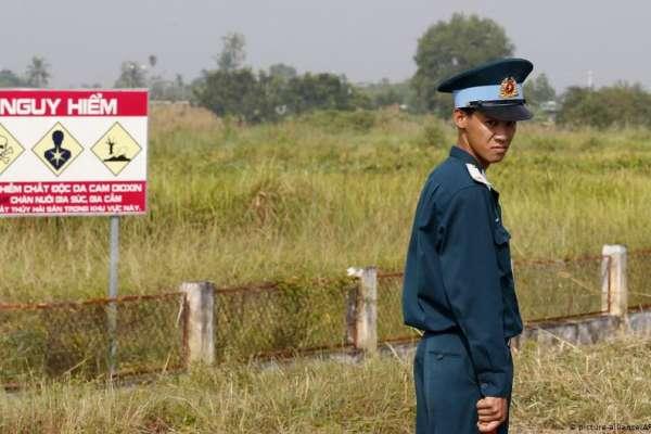 灑落在越南叢林的8000萬公升落葉劑:美國決定耗資55億元幫助清除