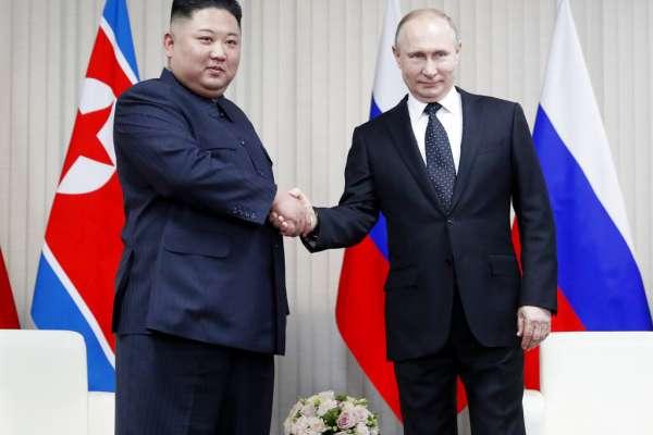 海參崴普金會》第三次川金會擺一邊,金正恩在海參崴見「北韓老朋友」