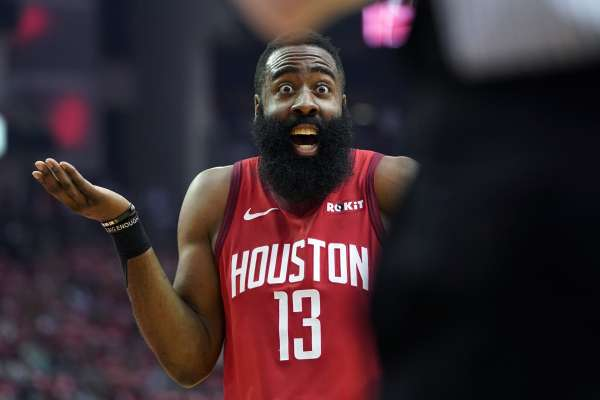 NBA季後賽》哈登26分領銜 火箭淘汰爵士晉級第二輪