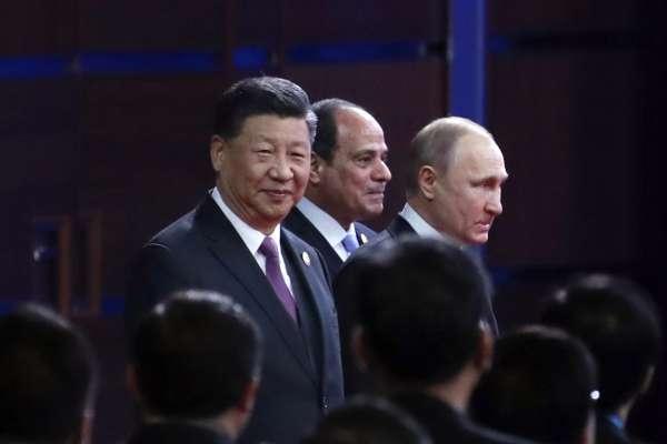 一帶一路峰會》中國承認債務風險,強調對接國際規則