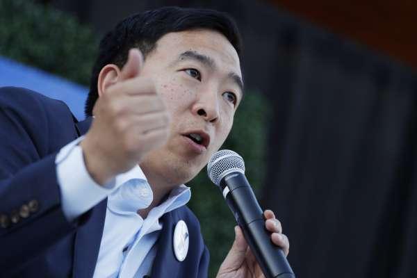 美國史上首位台裔角逐白宮大位 特斯拉執行長馬斯克表態支持楊安澤