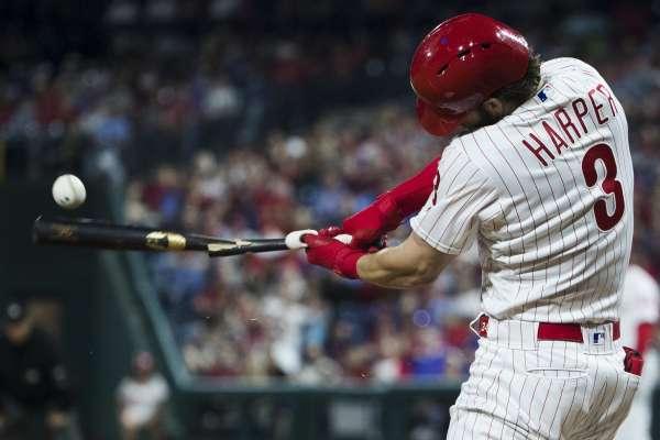 MLB》噓聲中的哈波 與好球的距離愈來愈遠