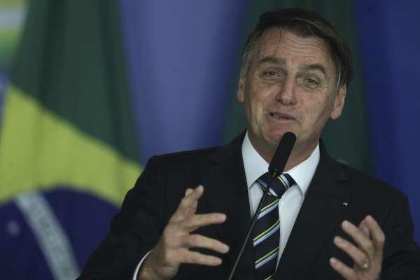 恐同、厭女、反環保、種族歧視……巴西總統博索納羅訪美領獎,行程慘遭紐約客封殺