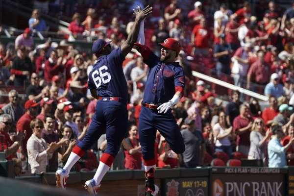 MLB》紅人再現3球連3轟 上一次由郭泓志領銜主演