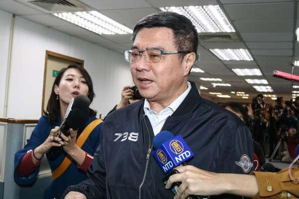卓榮泰:若總統初選協調不如預期 只能將5/1黨版規畫送議決