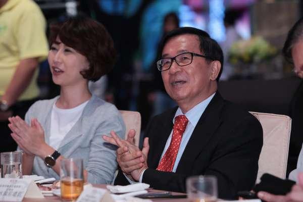 謝長廷選高雄市長,曾要求「蘇貞昌不能比我早當閣揆」?陳水扁:絕無條件交換