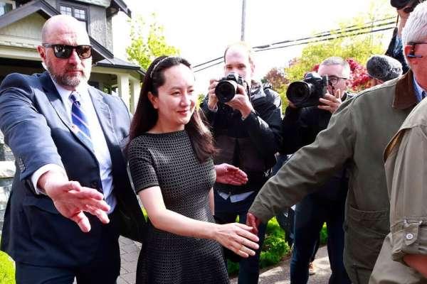 華為孟晚舟再度出庭 引渡審理恐拖到年底