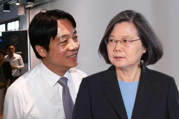 陳東豪專欄:藍綠總統初選民調的袖裡乾坤