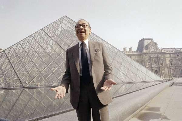 「讓光線來作設計」華裔建築大師貝聿銘與世長辭 享壽102歲!