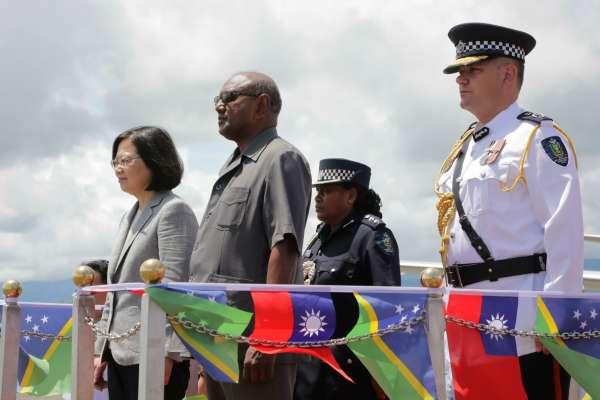 總理急著聽中國命令轉向》索羅門外委會主席痛批「無視承諾」 索羅門央行報告:無力償還中國任何債務