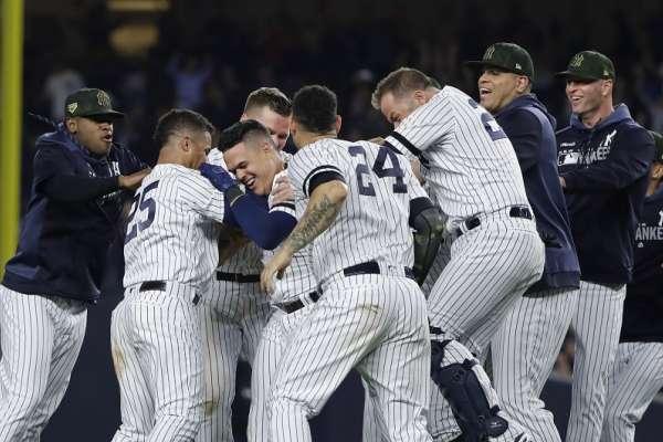 MLB》洋基重回美東龍頭 後續賽程更添利多?!
