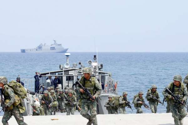 華爾街日報》為中美對抗做準備?美國海軍陸戰隊大轉型計劃,加強西太平洋作戰能力