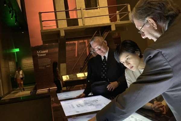 赴美參訪華府3人權博物館 鄭麗君宣示:將辦博物館論壇、提博物館政策白皮書