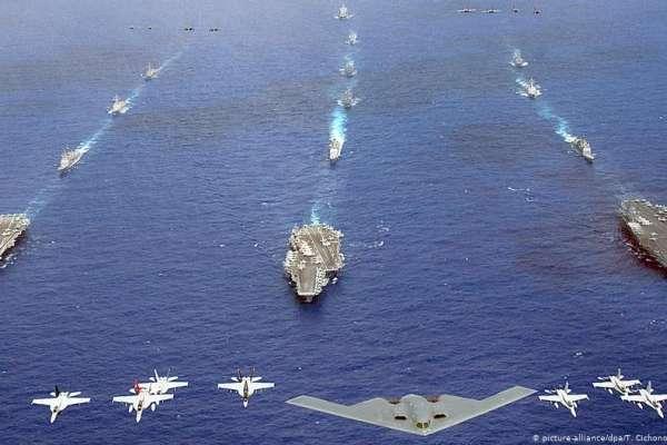 美國與伊朗必有一戰?51%美國受訪民眾:幾年內就會開打