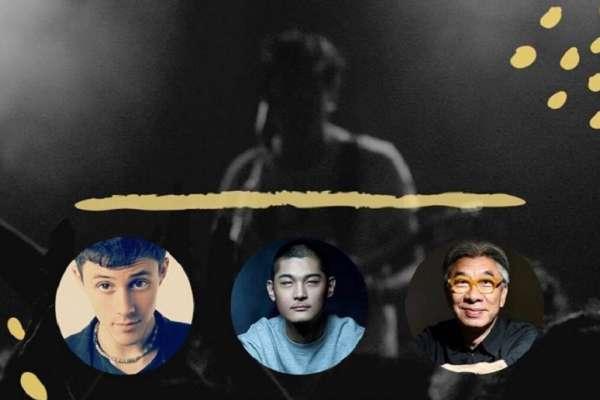 卸任官職重玩搖滾 倪重華請來鑽石級 YouTuber 與 Leo王對談台灣電音夢