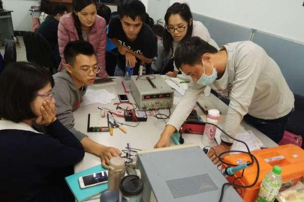 中市府開辦職訓課程 結訓就業率8成以上