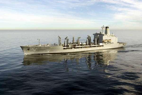 時間點引關注!美神盾艦再巡航台海 國防部證實:持續監控