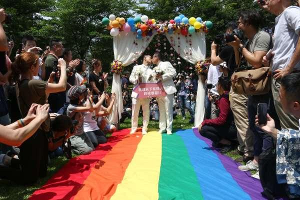 觀點投書:民主臺灣的同志暖實力