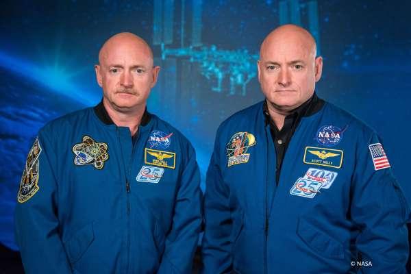 高中成績滿江紅,他仍勵志要登航空母艦:NASA著名雙胞胎太空人,道出逐夢過程