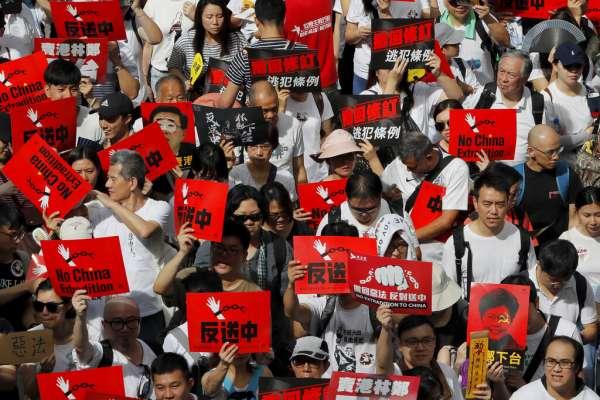 吳祚來專欄:撲面而來的軟戰爭,香港成為軟戰前線