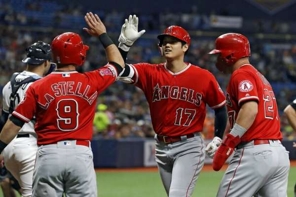 MLB》大谷翔平完全打擊達陣! 天使隊史第七位、日本史上頭一遭