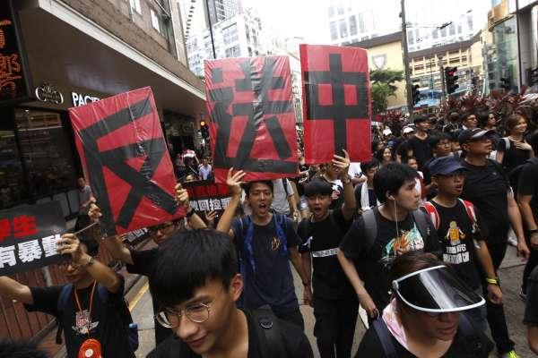 示威抗議行動激化?香港警方查獲大批「TATP」烈性炸藥