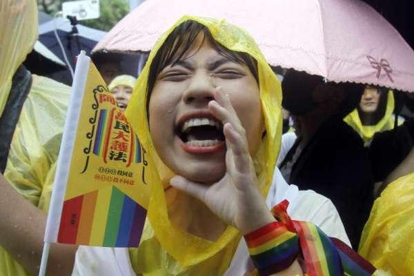 《華盛頓郵報》社論:台灣樹立婚姻平權里程碑,成為世界各國表率