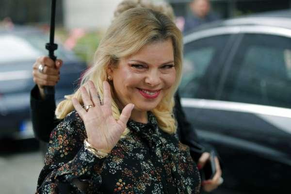 以色列總理夫人挪用百萬公款叫外燴 坦承犯行後賠錢免吃勞飯