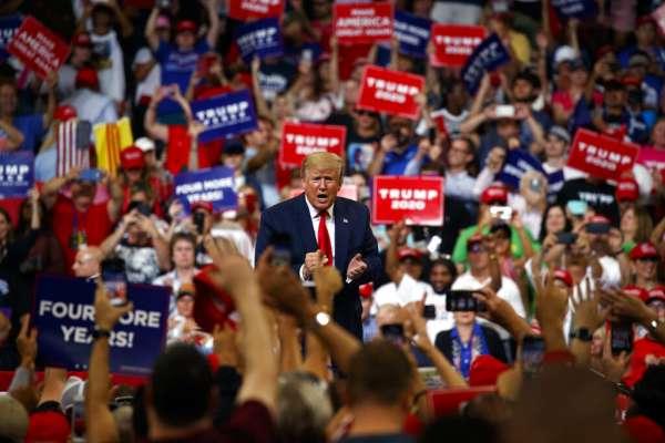 【事實查核】川普2020競選活動正式開跑!紐時:第一場造勢就謊話連篇、企圖誤導民眾