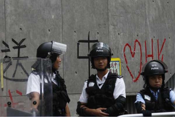新新聞》習大不敢血腥鎮壓,因北京怕失去香港這扇國際後門