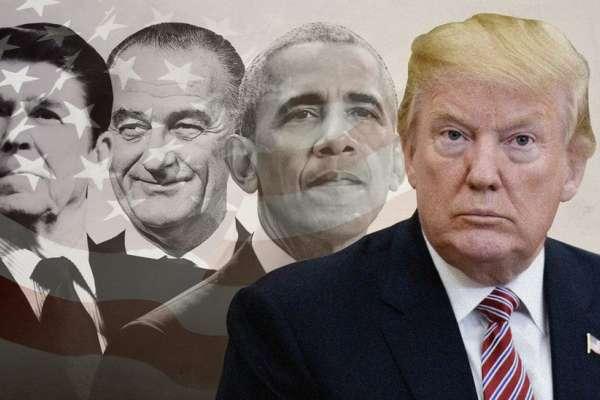 川普開始拚連任!BBC列舉「那些連任失敗的美國總統」