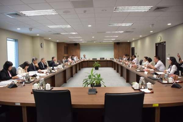 結合不分黨派民代 王惠美向中央爭取統籌分配稅款