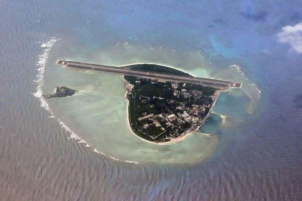 南海風雲》解放軍「殲-10」戰鬥機進駐西沙永興島 作戰半徑涵蓋整個南海