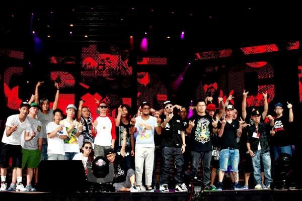 金曲專題》台灣早就有嘻哈!從沒人懂到容納多元,台灣嘻哈如何面對中國狂潮衝擊?
