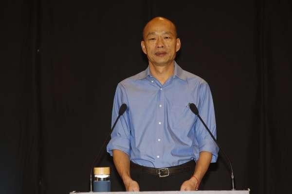 米果專欄:韓市長的塞子