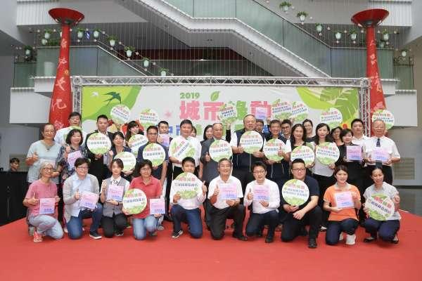 鼓勵綠色消費 中市府表揚40位業者及個人