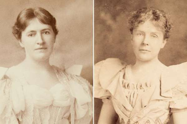 塵封百年的深情告白》美國女同志「第一夫人」與她的愛人:「妳屬於我,我也屬於妳」