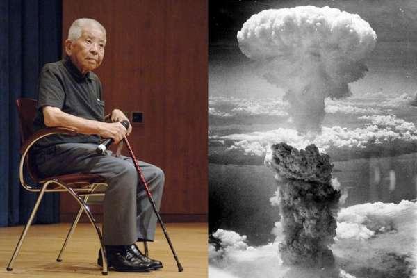 日本史上命最硬的人!被核彈炸2次都奇蹟生還,93歲高壽辭世,最後奪走他性命的竟然是…