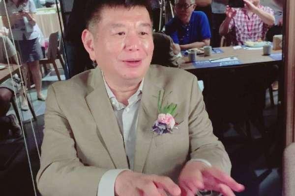 興富發集團跨足百貨產業 總裁鄭欽天:目標年收20億